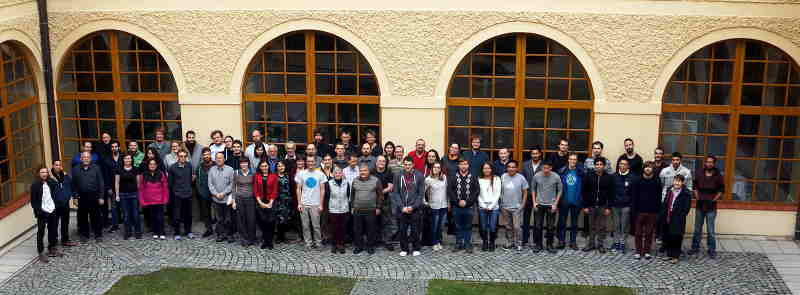Group photo of the participants of the WS 2016